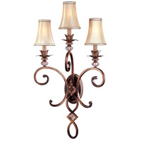 Minka-Lavery Aston Court 3 Light Sconce in Aston Court Bronze 6753-206