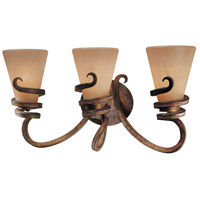 Tofino 3 Light 23 inch Tofino Bronze Bath Wall Light
