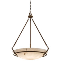 Minka-Lavery Calavera 5 Light Pendant in Nutmeg 684-14