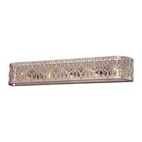 Minka-Lavery Lucero 5 Light Vanity Light in Florentine Silver 6845-276