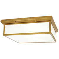 Minka-Lavery 6917-249-L ML LED 20 inch Liberty Gold Flush Mount Ceiling Light