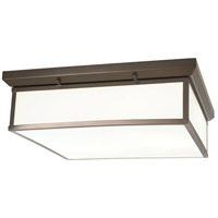 Minka-Lavery 6917-281-L Signature LED 20 inch Harvard Court Bronze Plated Flush Mount Ceiling Light
