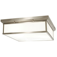 Minka-Lavery 6917-84-L ML LED 20 inch Brushed Nickel Flush Mount Ceiling Light