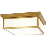 Minka-Lavery 6918-249-L Signature LED 16 inch Liberty Gold Flush Mount Ceiling Light