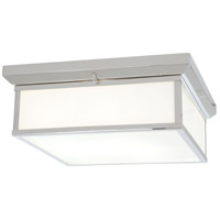 Minka-Lavery 6918-77-L ML LED 16 inch Chrome Flush Mount Ceiling Light