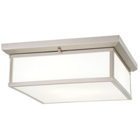 Minka-Lavery 6918-84-L ML LED 16 inch Brushed Nickel Flush Mount Ceiling Light