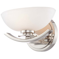 Minka-Lavery Signatures 1 Light Bath in Chrome 6921-77