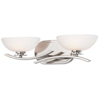 Minka-Lavery Signatures 2 Light Bath in Chrome 6922-77