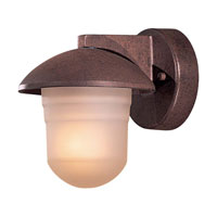 The Great Outdoors by Minka Danbury 1 Light Outdoor Wall in Antique Bronze 71153-91