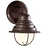 Minka-Lavery 71166-91 Wyndmere 1 Light 9 inch Antique Bronze Outdoor Wall Mount, Great Outdoors