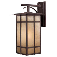 The Great Outdoors by Minka Delancy 1 Light Wall Lamp in Iron Oxide 71193-A357-PL