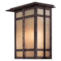 The Great Outdoors by Minka Delancy 2 Light Outdoor Pocket Lantern in Iron Oxide 71198-A357-PL