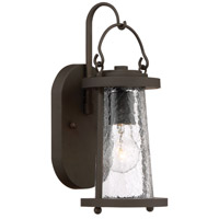 Minka-Lavery 71221-143 Haverford Grove 1 Light 13 inch Oil Rubbed Bronze Outdoor Wall Mount The Great Outdoors