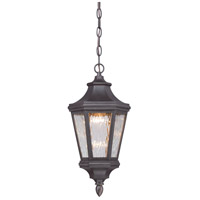 Hanford Pointe LED 9 inch Oil Rubbed Bronze Outdoor Chain Hung Lantern