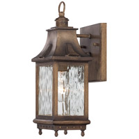 Minka-Lavery 72111-149 Wilshire Park 1 Light 14 inch Portsmouth Bronze Outdoor Wall Mount Lantern