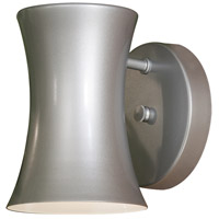 The Great Outdoors by Minka Signature 1 Light Outdoor Wall in Silver 72141-609-PL
