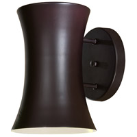 The Great Outdoors by Minka Signature 1 Light Outdoor Wall in Dorian Bronze 72142-615B-PL