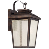 Irvington Manor LED 17 inch Chelesa Bronze Outdoor Wall Lantern