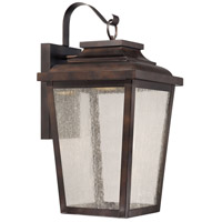 Irvington Manor LED 21 inch Chelesa Bronze Outdoor Wall Lantern