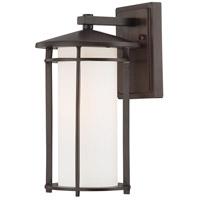 Minka-Lavery 72312-615B Addison Park 1 Light 13 inch Dorian Bronze Outdoor Wall Light The Great Outdoors