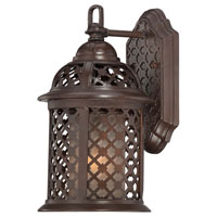 The Great Outdoors by Minka Las Brisas 1 Light Wall Bracket in Architectural Bronze 72361-171