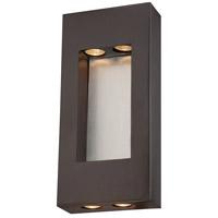 Minka-Lavery 72372-615B Geox 4 Light 17 inch Dorian Bronze Outdoor Pocket Lantern Great Outdoors