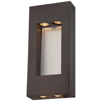 The Great Outdoors by Minka Geox 4 Light Outdoor Pocket Lantern in Dorian Bronze 72372-615B