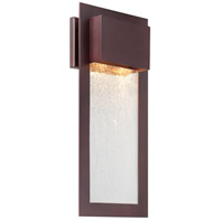 Westgate 2 Light 20 inch Alder Bronze Outdoor Wall Mount Lantern
