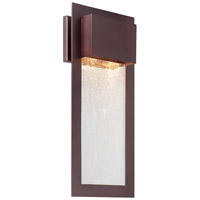 Minka-Lavery Westgate 2 Light Outdoor Lantern in Alder Bronze 72383-246