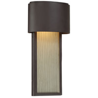 Everton LED 15 inch Dorian Bronze Outdoor Pocket Lantern