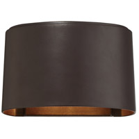 The Great Outdoors by Minka-Lavery Everton LED Outdoor Pocket Lantern in Dorian Bronze 72400-615B-L