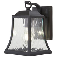 Minka-Lavery 72461-66 Cassidy Park 1 Light 10 inch Black Outdoor Wall Light The Great Outdoors