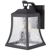 Minka-Lavery 72463-66 Cassidy Park 3 Light 16 inch Black Outdoor Wall Light The Great Outdoors