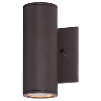 Minka-Lavery 72501-615B-L Skyline LED 8 inch Dorian Bronze Outdoor Wall Light The Great Outdoors