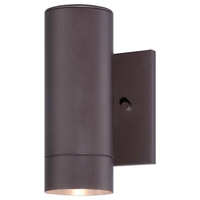 Minka-Lavery Skyline 1 Light Outdoor Lantern in Dorian Bronze 72501-615B-L