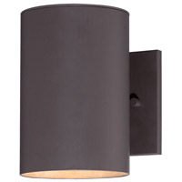 Skyline 1 Light 8 inch Dorian Bronze Outdoor Wall Mount Lantern