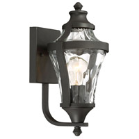 Libre 1 Light 14 inch Black Outdoor Wall Lantern
