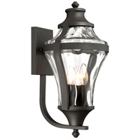 Minka-Lavery 72563-66 Libre 4 Light 21 inch Black Outdoor Wall Lamp The Great Outdoors
