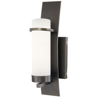 Minka-Lavery 72651-172 Arcus Truth 1 Light 16 inch Smoked Iron Outdoor Wall Mount