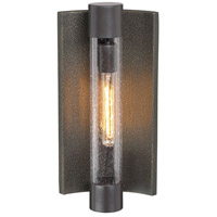 Minka-Lavery 72662-516 Celtic Shadow 1 Light 17 inch Textured Bronze/Silver Outdoor Wall Mount in Textured Bronze and Silver Great Outdoors