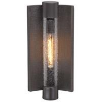 Minka-Lavery 72662-574 Celtic Shadow 1 Light 17 inch Textured Dark Bronze Outdoor Wall Lantern The Great Outdoors