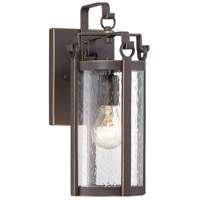 Minka-Lavery 72691-226 Somerset Lane 1 Light 14 inch Dakota Bronze Outdoor Wall Lantern