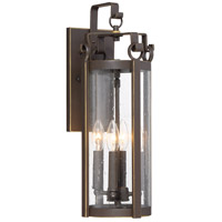 Minka-Lavery 72692-226 Somerset Lane 4 Light 21 inch Dakota Bronze Outdoor Wall Lantern