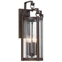 Minka-Lavery 72693-226 Somerset Lane 4 Light 25 inch Dakota Bronze Outdoor Wall Lantern