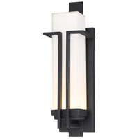 Minka-Lavery 72762-66-L Tish Mills LED 18 inch Black Outdoor Wall Lantern