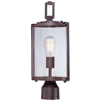 Minka-Lavery Ladera 1 Light Outdoor Lantern in Alder Bronze 73066-246