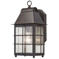 Minka-Lavery 73091-189 Willow Pointe 1 Light 14 inch Chelesa Bronze Outdoor Wall Lantern The Great Outdoors