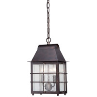 Minka-Lavery Willow Pointe 2 Light Outdoor Lantern in Chelesa Bronze 73094-189