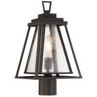 Minka-Lavery 73116-226 Sleepy Hollow 1 Light 17 inch Dakota Bronze Outdoor Post Mount Great Outdoors