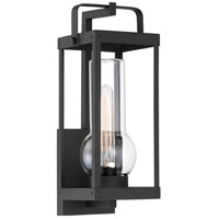 Minka-Lavery 73162-66 Sullivans Landing 1 Light 16 inch Sand Coal Outdoor Wall Mount Great Outdoors